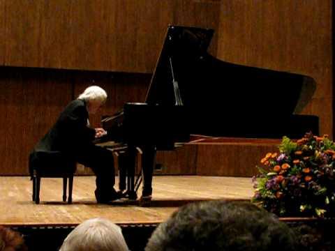 Richard Goode - Bach Partita no.1 in B-flat major BWV 825 Sarabande