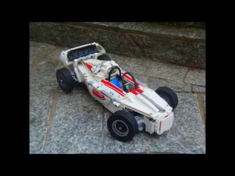Instructions Free Lego F1 Race Youtube