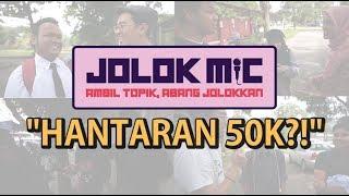 Jolok Mic  Andquothantaran 50kandquot