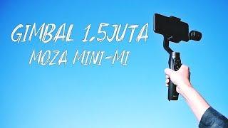 Gimbal Smartphone Murah | Moza Mini Mi Stabilizer