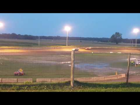 Shadyhill Speedway IMOD 3rd heat August 27th 2016