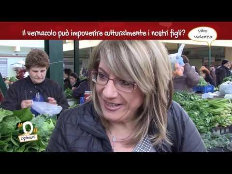 Opinioni - Dialetto, le interviste a Vibo Valentia