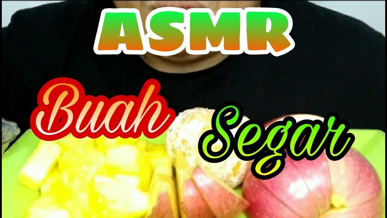 ASMR Buah Segar    ASMR Indonesia - YouTube