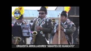 GRAN CONCURSO DE ORQUESTAS ORGANIZADO POR LA MUNICIPALIDAD DISTRITAL DE CARHUAMAYO - 2012 parte 2
