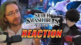 MAX REACTS: Joker - Smash Ult & Ver 3.0 Full Update