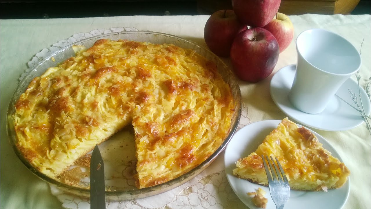Tarte au for Cuisine yousra