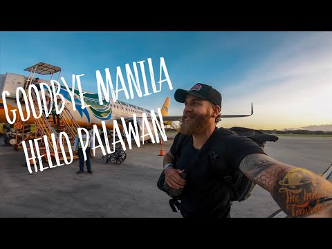 Episode 2: Goodbye Manila, Hello Palawan.