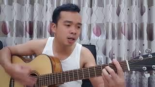 Lênh đênh phận buồn - Guitar cover