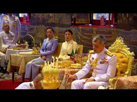 ♚ 1MAR18 泰国王室每日新闻 Daily News of Thai Royal Family ข่าวในพระราชสำนัก ๑ มี․ค․๖๑「1 ∕ 3」