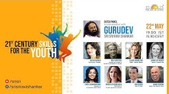 22nd May, 7:00 pm IST : 21st Century Skills For The Youth | Interaction of Dutch Panel with Gurudev