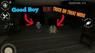 Eyes The Horror Game:Good Boy(Trick or Treat Mode)Hospital Map
