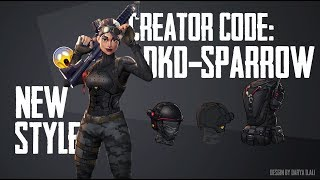 FORTNITE battle royale (use code DKD-Sparrow) ELEO MAXTO