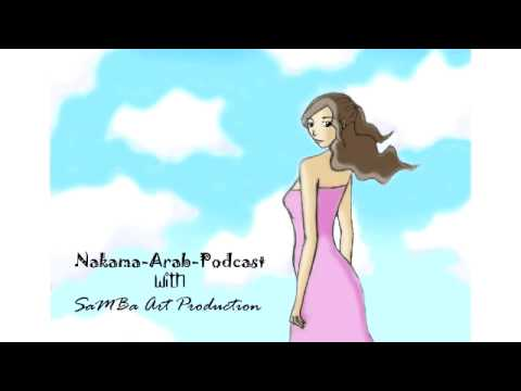 Nakama Arab Podcast With SaMBa Art # 1