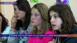 Yvelines | Reprise des cours dans les collèges et lycées professionnels yvelinois