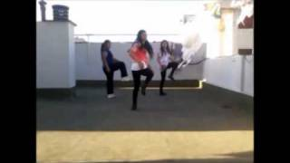 Coreografía de On The Floor por Angie Brun & amigas / TKM - Concurso Bailá y Ganá II