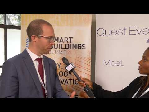 Joe Aamidor Interview Clip - Smart Buildings Summit  Sydney 2017