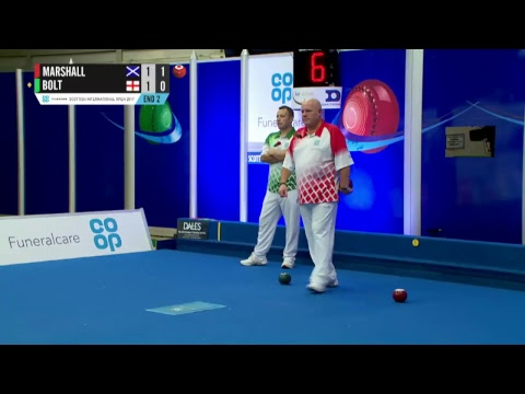 Co-op Funeralcare Scottish International Open 2017: Session 5