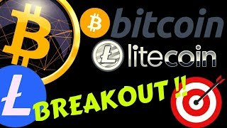 🚀BITCOIN LITECOIN BREAKOUT !!🚀 litecoin bitcoin price prediction, news, trading