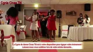 Cinaa Titi - Entrée dansante et chorégraphie Mariage Africain mixte
