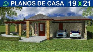 diseos y planos de casa sencilla 1 piso proyecto csip ki recursos de arquitectura