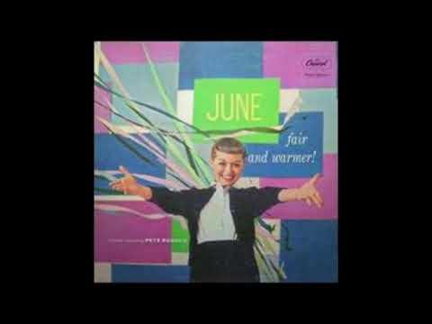June Christy  - Fair and Warmer! ( Full Album )