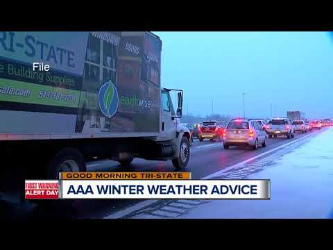 Driving on icy roads? Know these driving tips