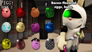 ROBLOX PIGGY EGG HUNT!! Bacon-flavored eggs, baby...
