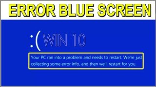 How To Fix Blue Screen Error Free Online Videos Best Movies Tv