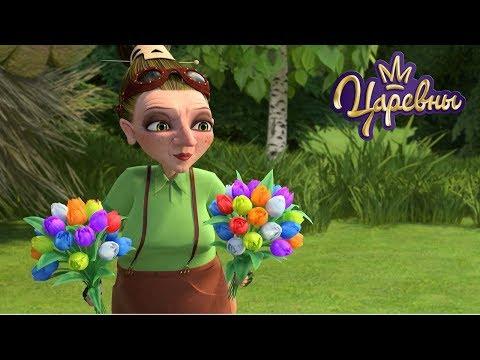 Царевны 👑 Любимые серии Бабы Яги 💛 Сборник мультфильмов для детей