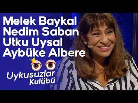Masa 2: Okan Bayülgen - Melek Baykal - Nedim Saban - Utku Uysal - Aybüke Albere