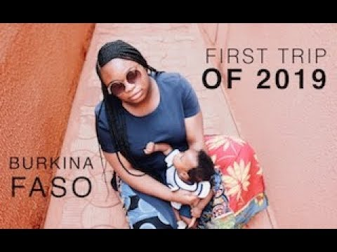 #TravelVlog2019 Africa: Burkina Faso | Part 1 | MilcaT