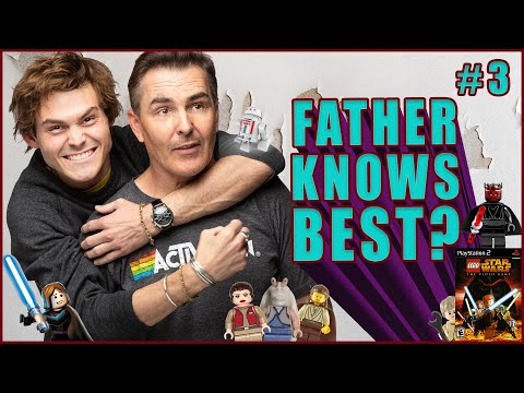 FATHER KNOWS BEST? | Part 3 (ft Nolan North And Cooper North)