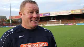 York City 0-1 Altrincham | Steve Watson Post-Match