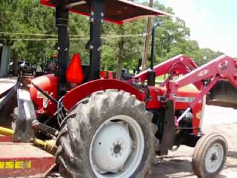 Sold 45 Hp Massey 231 S For Sale June 28th At 11 000