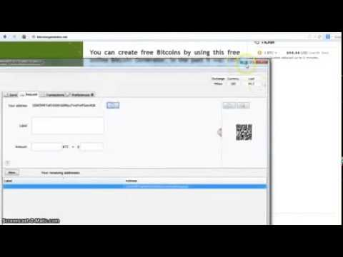 FREE Bitcoin Generator FREE Bitcoins For Everybody! February 2014!!1
