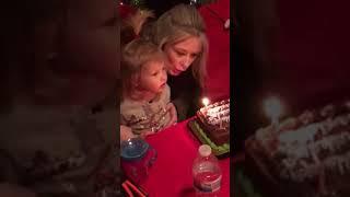 Danielle's 23rd birthday grandma wishes Brooke happy birthday