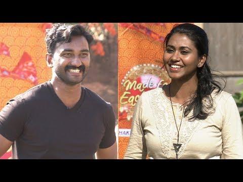 Made for Each Other Season 2 I Rijin & Sreelakshmi in '10 Ka Dum' task I Mazhavil Manorama