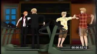 [MMD APH] Here It Goes Again [+Links]