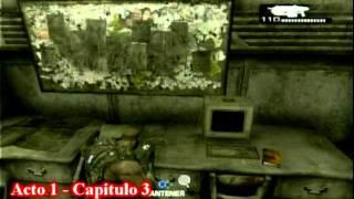 Gears of War 3 - Objetos Coleccionables - Acto I