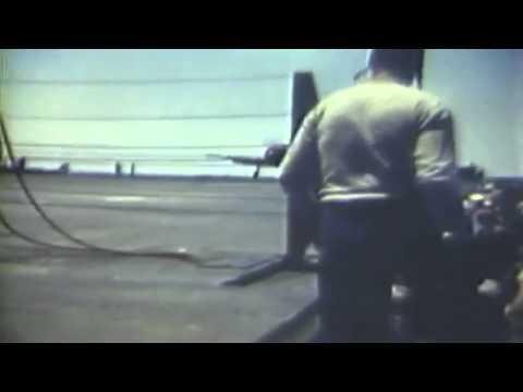 Flight Deck, USS Hornet (CV-12), 04/12/1945 (full)