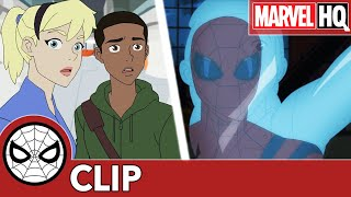 "SNEAK PEEK - 'Superior Spidey' vs Sand Girl in Marvel's Spider-Man - ""Critical Update"""