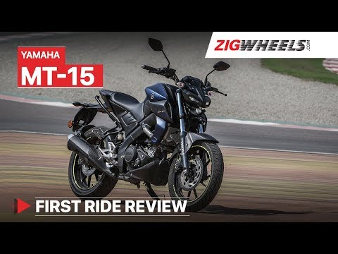 Yamaha MT 15 Review | Commuter or Streetfighter? | ZigWheels.com