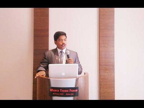 Sajan Speech - WTF Conference - Mumbai - 2015