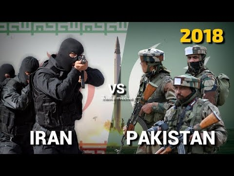 Iran vs Pakistan - Military Power Comparison 2018