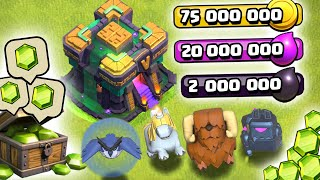 We Got Town Hall 14!! Spending Spree on the Update (Clash of Clans) screenshot 3