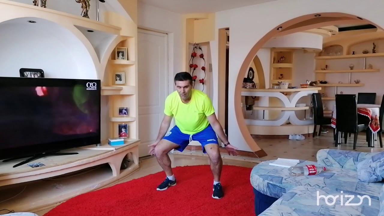 Exerciții de slăbire online