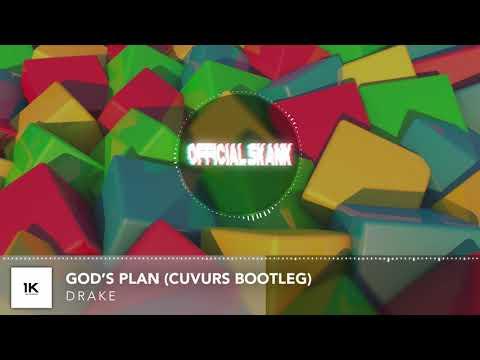 Drake - God's Plan (Cuvurs Bootleg) (Free Download)