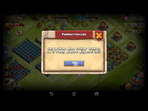 #62 Castle Clash : UPDATE  New Purchase Gems Reward