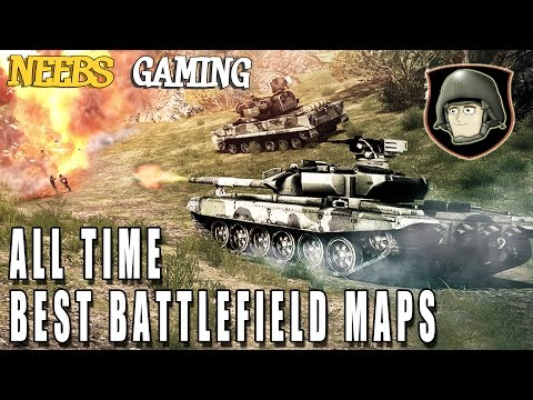 ALL TIME BEST BATTLEFIELD MAPS  (Battlefield Gameplay Video)