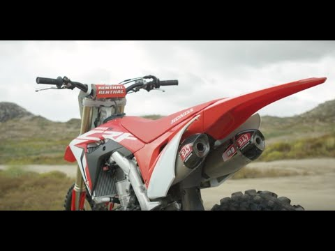 yoshimura rs 9t exhaust review on the 2019 honda crf450r